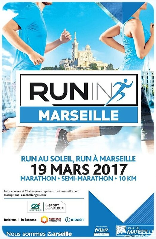 Affiche Run in Marseille(2)
