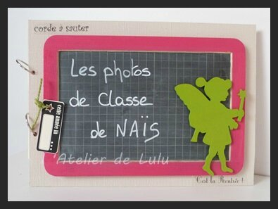 album photos de classe enfant