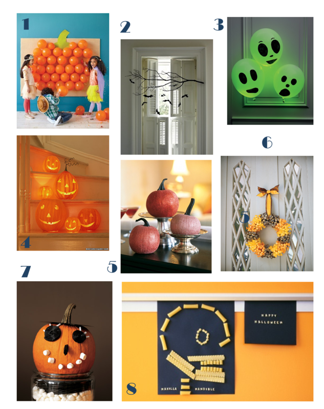 Des bonnes id es de d co pour halloween paris de maman for Idee decoration porte halloween