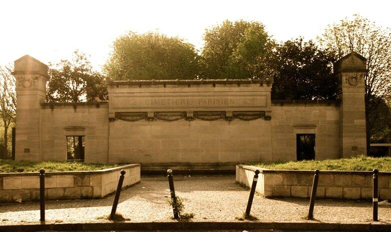 cimetière Pantin