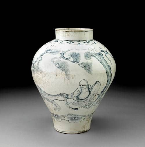 42m Korean Jar Breaks Auction World Record At Bonhams In San