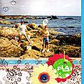 Mini album vacances simplifié