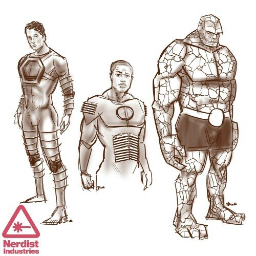 Fantastic Four (concept art)