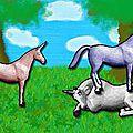 Calendrier de l'avent : jour 3 (découvrez charlie the unicorn)