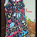 robe colorée 2