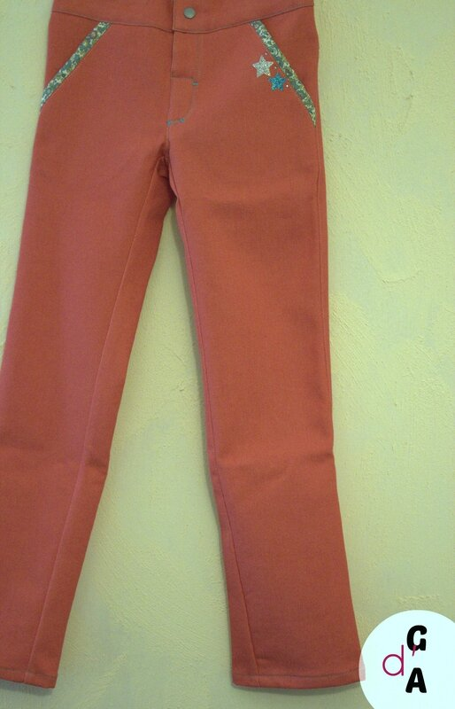 jeans Charlot' entier
