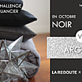 Color match #10: noir vs argent