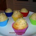 Les muffins de Pascale