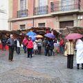 Santo Domingo de la Calzada-marché médiéval
