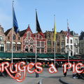 La petite Venise du Nord : BRUGES