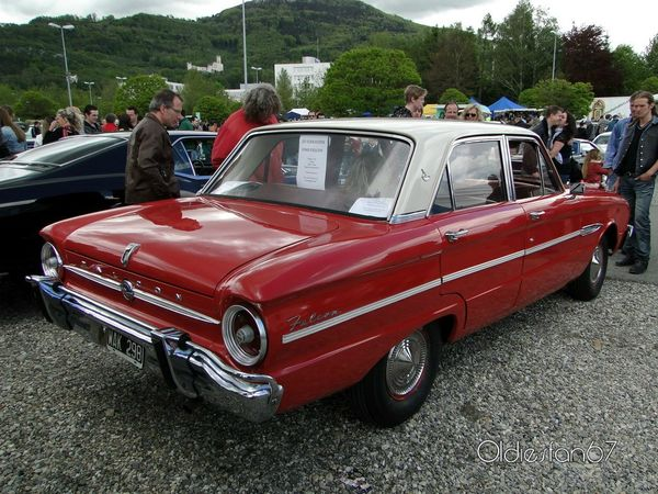ford falcon 170 4door sedan 1963 b