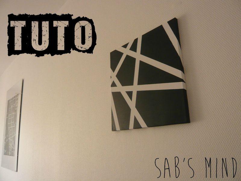 Un pour un tuto peinture sab 39 s mind for Tuto peindre un mur