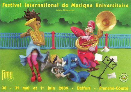 2009 FIMU Carte H