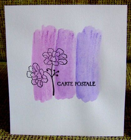 carte aquarelle 11