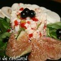 Ceviche de cabillaud royal