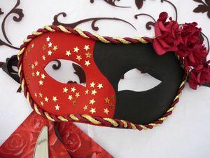 Masque de Lady LILL
