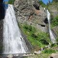 2008 06 26 Cascades du Ray-Pic (70 mètres de dénivelé)