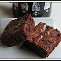 Brownie vite fait 