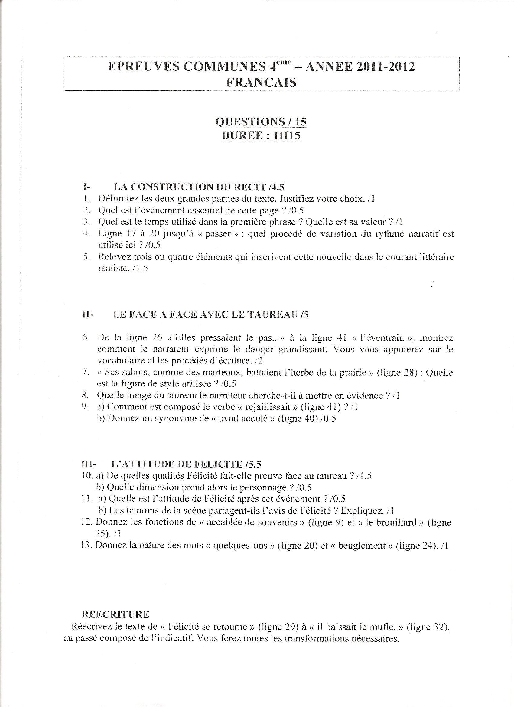brevet blanc