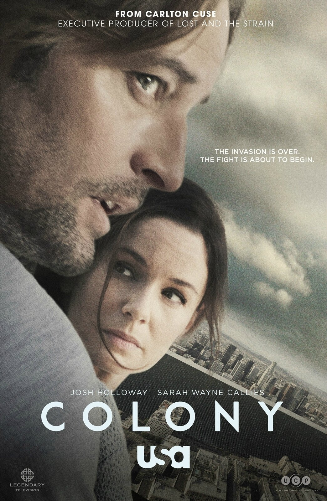 Colony, de Ryan Condal, Carlton Cuse (2016)