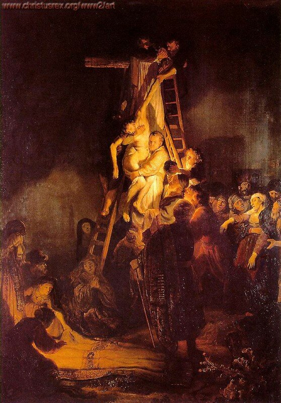 01 - Descente de la Croix 1634