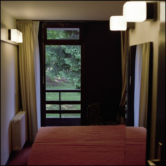 hotel bellevue chambre