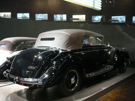MERCEDES BENZ 770 W07 Offener Tourenwagen 1937 Stuttgart (2)