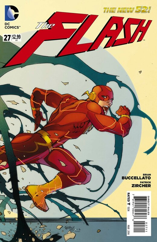 new 52 flash 27