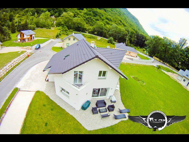 Photo aerienne drone