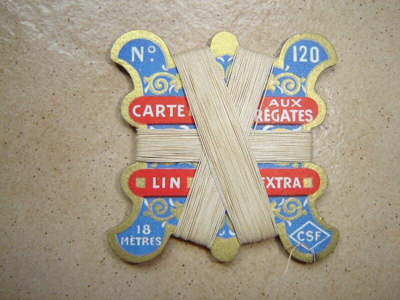 MA carte fil Régates