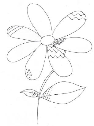 fleur graphisme 3