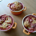 Gratin fraises amandes sans lait sans gluten