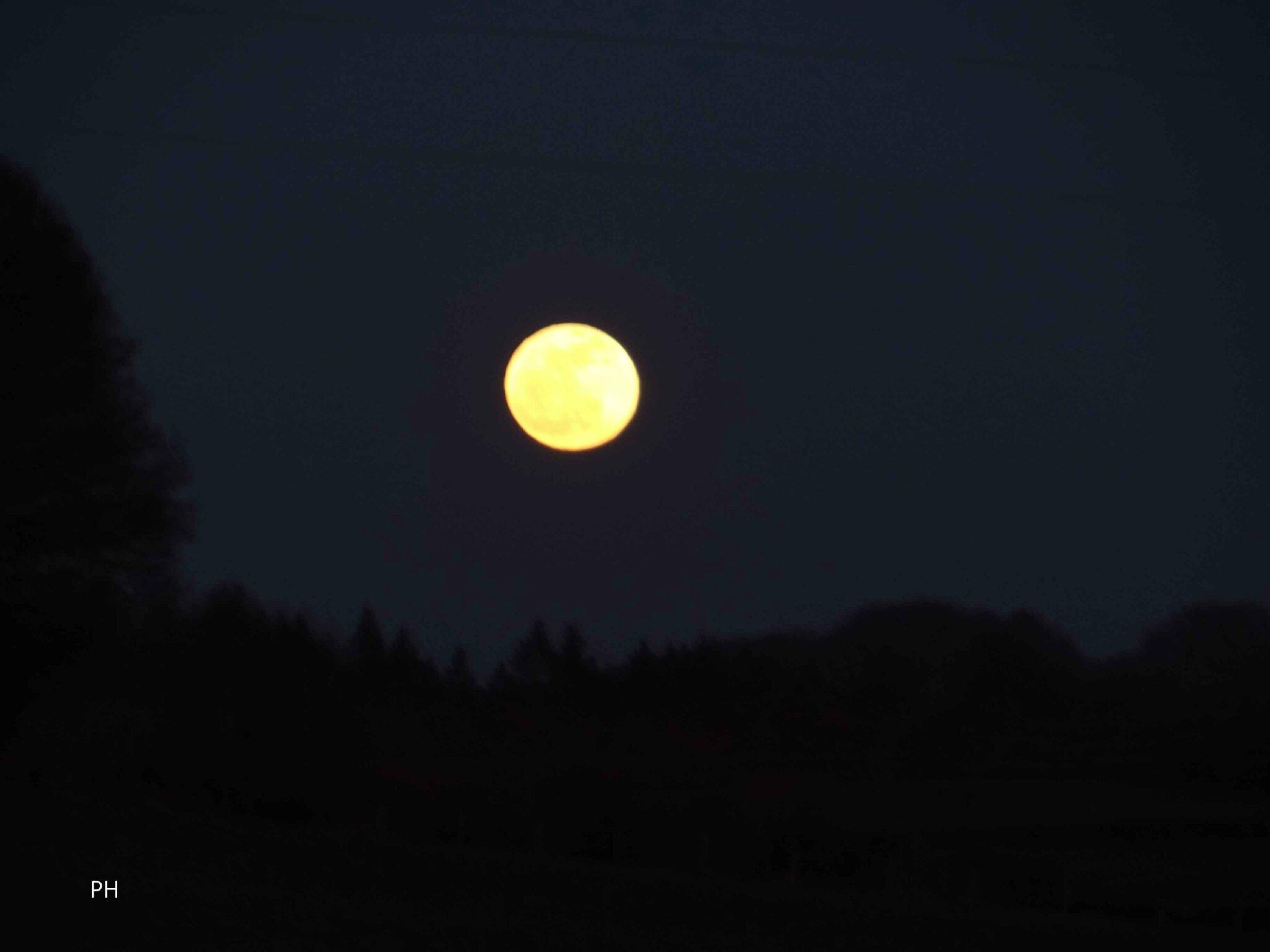 Course poursuite lune soleil paysanheureux - Heure de lever et coucher de la lune ...