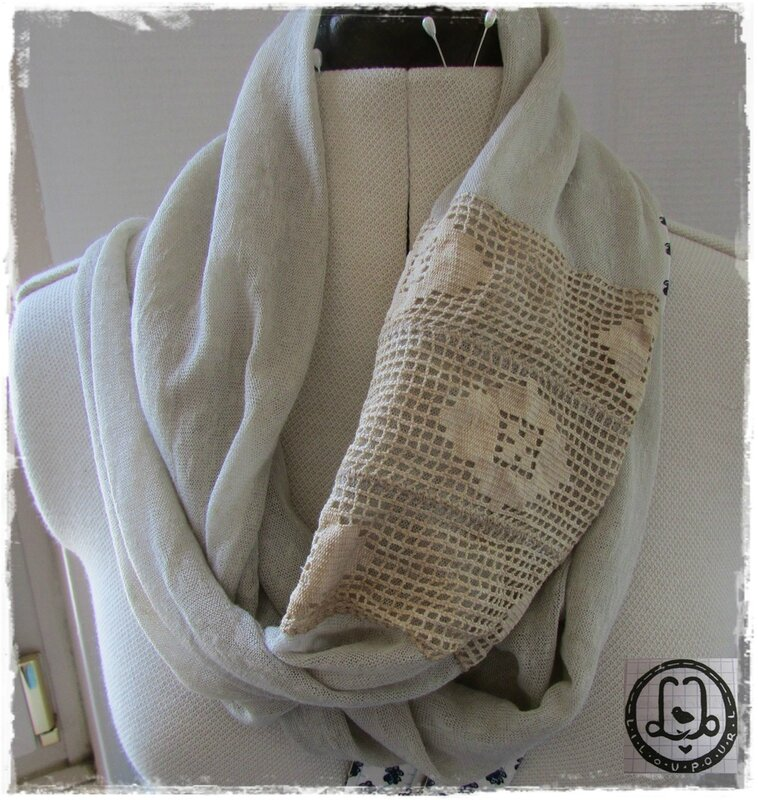 Lilou pour L - Infinity maille mohair