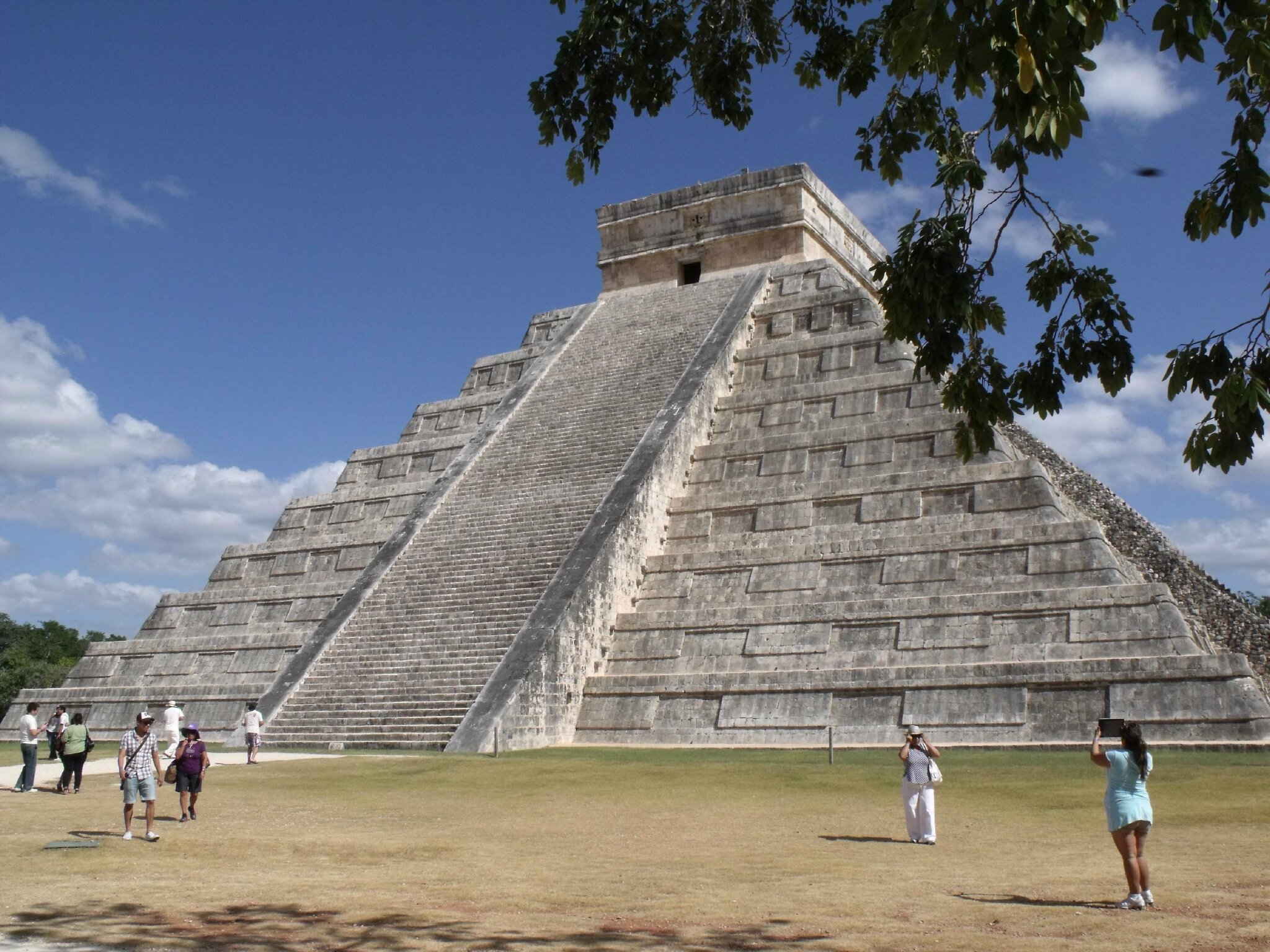 Mexique : Chichen Itza