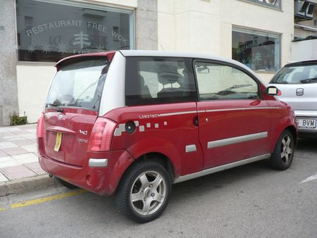 MICROCAR MC2 Limited Lloret de Mar (2)