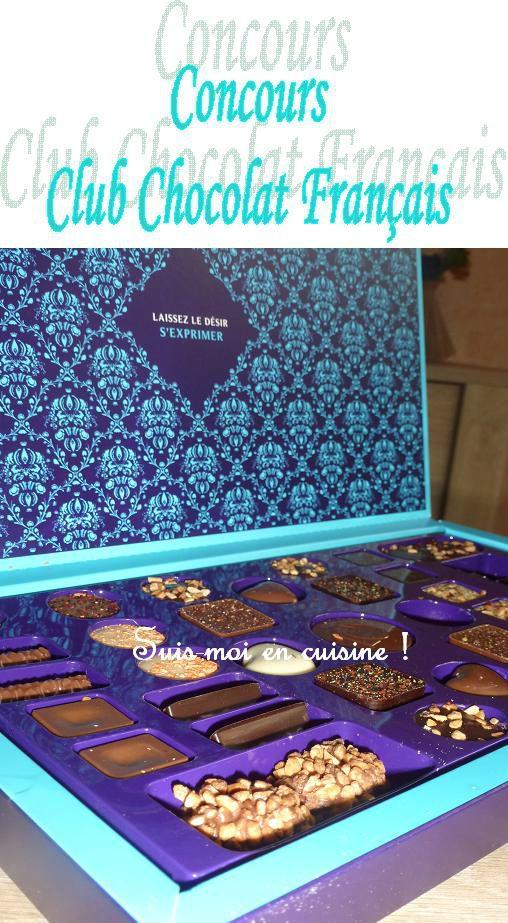 Concours Club Chocolat Français