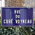 Les Lucs-sur-Boulogne (85), rue du Curé Voyneau