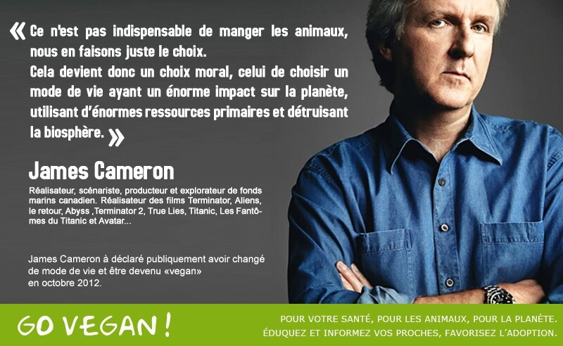 jamescameron-vegan