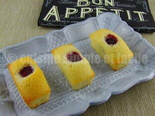 financiers framboises 06