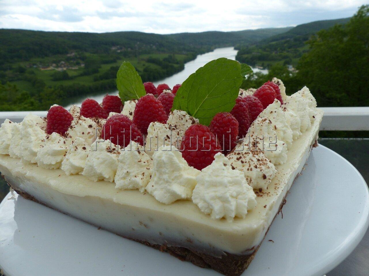 Poke cake, ce gâteau à trous....
