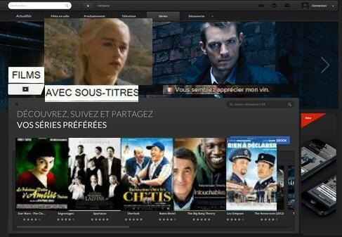 Top Films français avec sous-titres - Lexique Vidéo et Audio sur Internet MO83