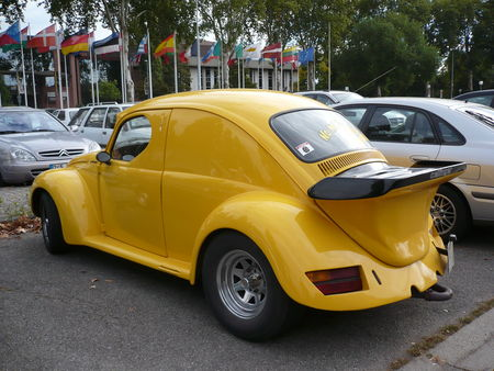 voiture coccinelle tuning