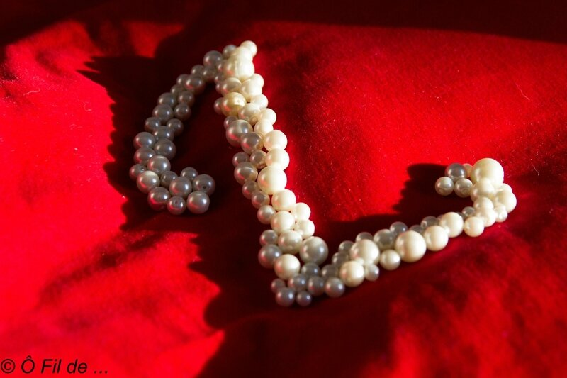 coussin perle 9