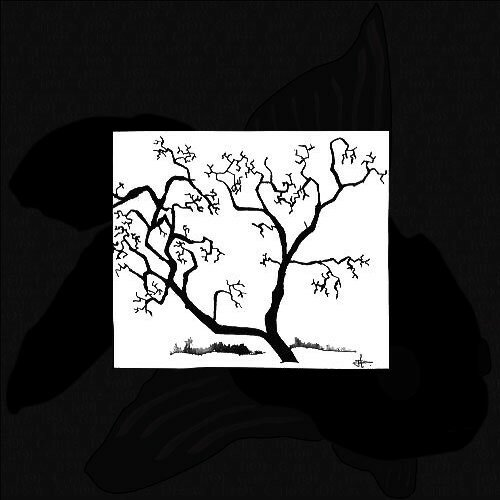 Arbre chinois poulixdrawings - Dessin arbre chinois ...