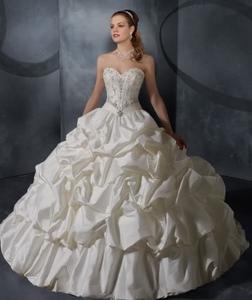 robe de mariée sandrina face