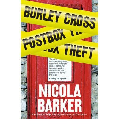 Burley cross postbox theft Nicola Barker