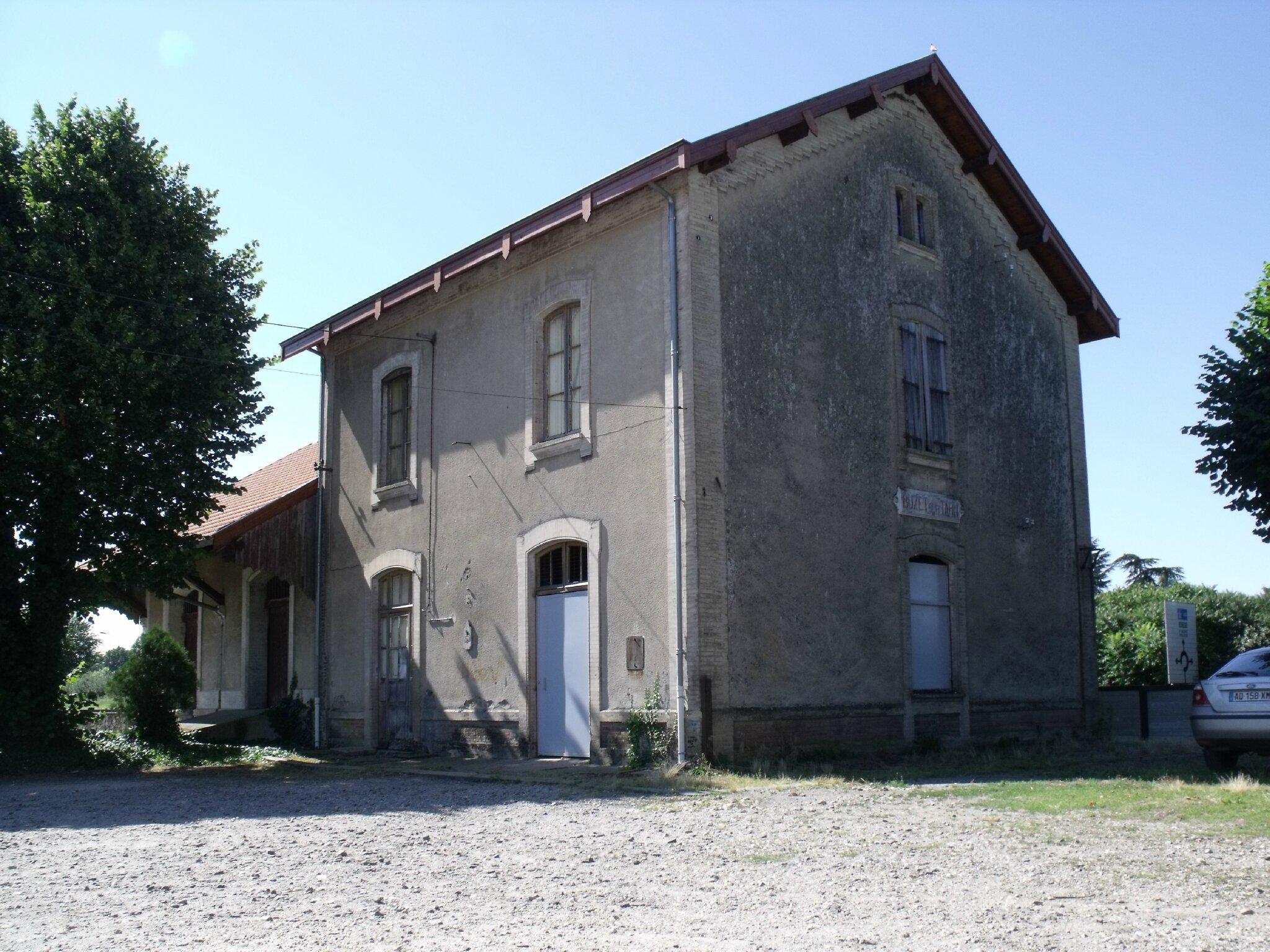 Buzet-sur-Tarn (Haute-Garonne - 31)