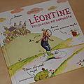 Léontine princesse en salopette