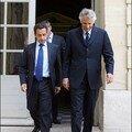 Villepin et Sarkozy